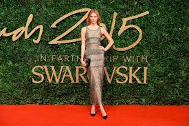 British Carpet by Best Red Carpet Looks From British Fashion Awards 2015