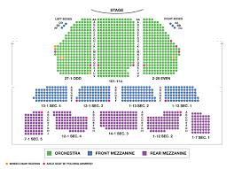 Imperial Theatre Broadway Seating Charts