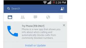 Carriers Beware: Facebook Is Testing A New App Called 'Phone' Ab3000 Handsfree Voip Communication Device User Manual Vocera Phone Power Voip How To Block Calls Youtube To On Your Android Voip Kiwilink Outbound Call Routing What It Is And How Configure Hide Message History For Specific Numbers Using Optima Saver Bandwidth Opmization Reduction Sbo Vpn Blocking Is Now Automatically Disabled For 48 Hours After You Blocker V6 Riverside California Inland Empire Services