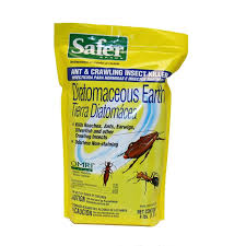 Diatomaceous Earth DE Powder the Miracle Organic Insecticide
