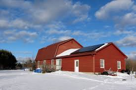 Not Enough Room On Your Roof For Solar? Use Your Barn Or Garage! Rustic Barn Wedding Reception Ideas The Bohemian Outdoor Old Turned Into A Charming Bgerie Decoholic Uncategorized Barns Homes Christassam Home Design House Bank Renovation Update Blackburn Architects Pc Monitor Modular Horse Horizon Structures Not Enough Room On Your Roof For Solar Use Barn Or Garage Simple Tiny Houses To Make It Seems So Modern