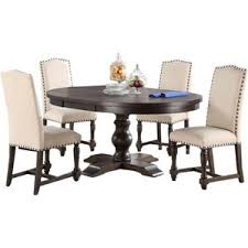 6 seat round kitchen dining tables you ll love wayfair