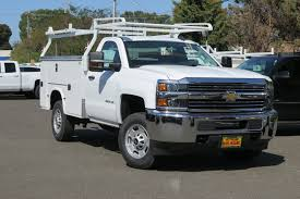 New 2018 Chevrolet Silverado 2500 Regular Cab, Service Body | For ... Utility And Service Bodies Drake Equipment Hd Video 2008 Ford F250 Xlt 4x4 Flat Bed Utility Truck For Sale Rki Body 96 United Truck 2007 Ford Super Duty F350 Drw Extended Socal Accsories Racks Newsearch Salvage 2003 Chevy 3500 4 Ladder Inlad Van Company Beds Tool Boxes For Work Pickup Norstar Sd Bed The 1968 Custom That Nobodys Seen Hot Rod