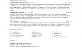 Resume Profile Examples Office Assistant Best Of Professional