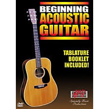 Specialty Music Productions Beginning Acoustic Guitar DVD