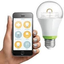 ge link smart led light bulb a19 soft white 2700k 60 watt