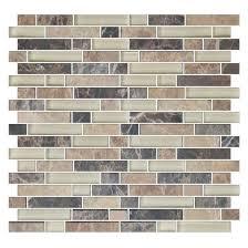 american olean mosaic tile american olean color appeal blends c137 pebble blend 5 8