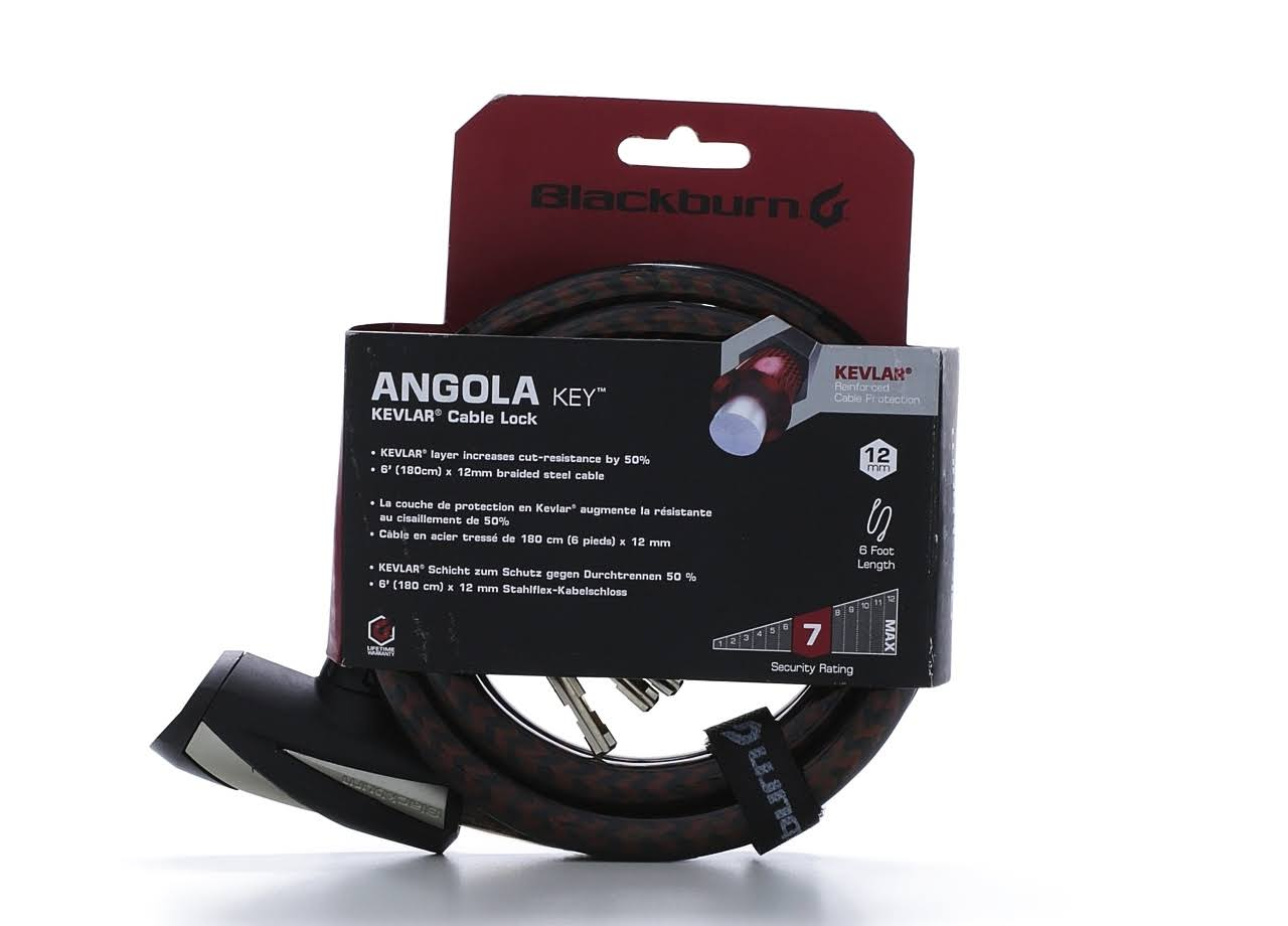 Blackburn Angola Cable Lock - 180cm