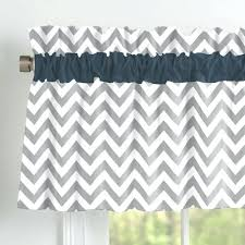 Navy Blue Chevron Curtains Walmart by Chevron Valance Curtains U2013 Intuitiveconsultant Me