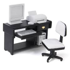 Computer Set 1:12 Dollhouse Miniature Furniture 6PCS Wood ... Desk Chair And Single Bed With Blue Bedding In Cozy Bedroom Lngfjll Office Gunnared Beige Black Bedroom Hot Item Ergonomic Home Fniture Comfotable Chairs Wheels Basketball Hoop Chair Bedside Tables Rooms White Bedrooms And Small Hotel Office Table Desk Lamp Wooden Work In Stool Space Image Makeup Folding Table Marvellous Computer Set 112 Dollhouse Miniature 6pcs Wood Eu Student Main Sowing Backrest Solo Stores Seating Reading 40 Luxury Modern Adjustable Height
