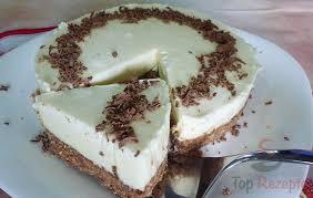 wunderbare torte aus weißer schokolade ohne backen
