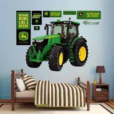 John Deere Room Decorating Ideas by John Deere Wall Decals Roselawnlutheran