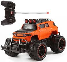 100 Monster Truck Rc RC Toy Remote Control RTR Electric Vehicle Off Road