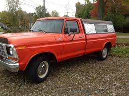 100 Craigslist Pickup Trucks Find 1978 Ford F 350 Camping Truck Ford Intended