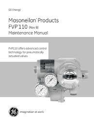Dresser Masoneilan Pressure Regulator by Masoneilan Fvp Fieldbus Valve Positioner Manual Valve