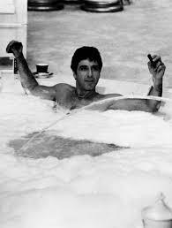 Scarface Bathtub Scene Script by The Wiretap Films Pinterest Montana Masters And Idol