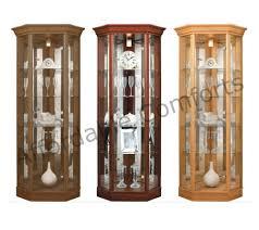 glass corner display units for living room