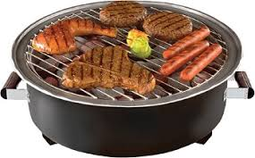 Brinkmann Outdoor Electric Grill by Brinkmann Go Grill Portable Charcoal Grill