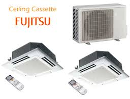 Ceiling Cassette Mini Split by Purchase Fujitsu Ductless Mini Split Compare Ceiling Air Conditioner