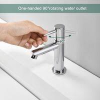 kaltwasser armatur für bad klein kaltwasserhahn chrom