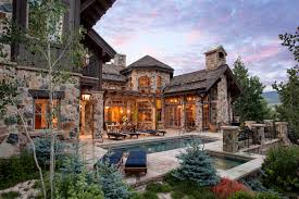 100 Mountain Home Architects 1004WebMosaic14adjusted Traditional Homes
