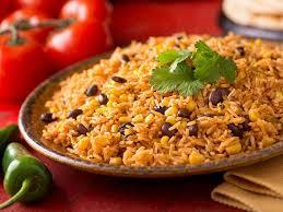 sos cuisine com riz mexicain aux haricots une recette soscuisine