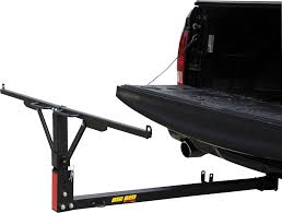 Collapsible BIG BED Hitch Mount Truck Bed Extender | Princess Auto