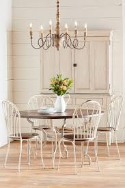 Captains Chairs Dining Room by Dining Kitchen Magnolia Home
