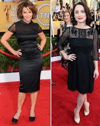 2014 sag awards red carpet black dresses stylefrizz