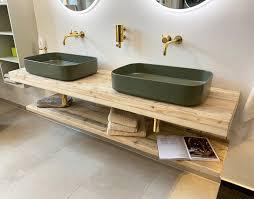 altholz waschtischplatten badmöbel altholz