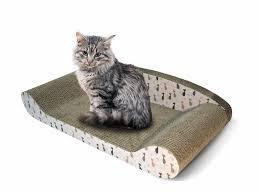cat sofa kitty cardboard sofa cat scratcher slash pets