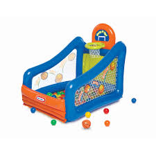 Little Tikes Desk With Lamp by Tikes Hoop It Up Play Center Ball Pit