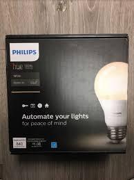 philips hue white e26 starter kit 455287 ebay