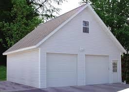26 W x 28 L x 9 H 2 Car Room in Attic at Menards Materials are