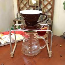 What Is A Pour Over Coffee Brew Station Maker With Stand And Server