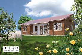 100 Home Designed 3 Bedroom Brick House ID 13214