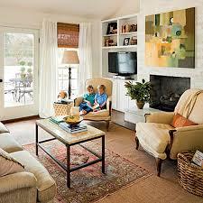 Book Shelves In Living Room Corner