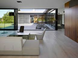 modern design interior grey and white tiles livingroom