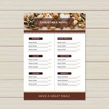 Diseño Menú Carta Impresión Domestika