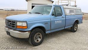 1996 Ford F150 Pickup Truck | Item DC3539 | SOLD! April 3 Go...