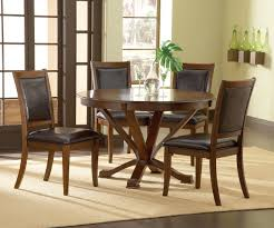 Captains Chairs Dining Room by Emerald Home Castlegate Extra Long Trestle Dining Table With 16 In