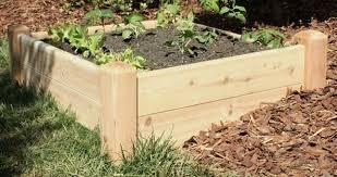 Marleywood Cedar Raised Garden Bed Kits