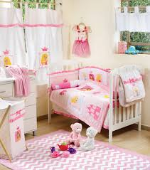 Disney Princess Bedroom Set by Baby Bedding Sets Little Princess Crib Bedding Collection 4 Pc