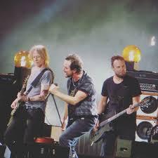 Eddie Vedder No Ceiling Ukulele Chords by Pearl Jam With Brad From Aerosmith Fenway Park Pearl Jam