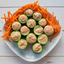 cucumber canapes cucumber canapés