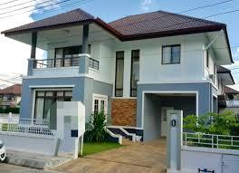 100 Modern House 3 Bedroom Near Kad Farang Thai Northern