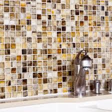 glass tile backsplash inspiration glass kitchens and inspiration