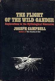 TheFlightOfTheWildGander Cover Of The First Edition Author Joseph Campbell