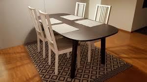 ikea esstisch stühle und teppich kaufen auf ricardo