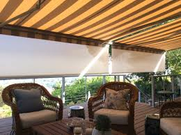 Retractable Arm Awnings - American Awning & Blind Co. Outdoor Blinds Awnings Brochure Dollar Curtains Brax More Than Just Ark Arkblinds1 Twitter Patio Shades American Awning Blind Co Shutters Bramley And Window Sydney Direct Automatic Retractable Victorian Shop Traditional Louvered Roof Roller Blinds Brustor Awnings Design In Inspiration Pvc And Mesh Roller Blinds Shade For Pergolas